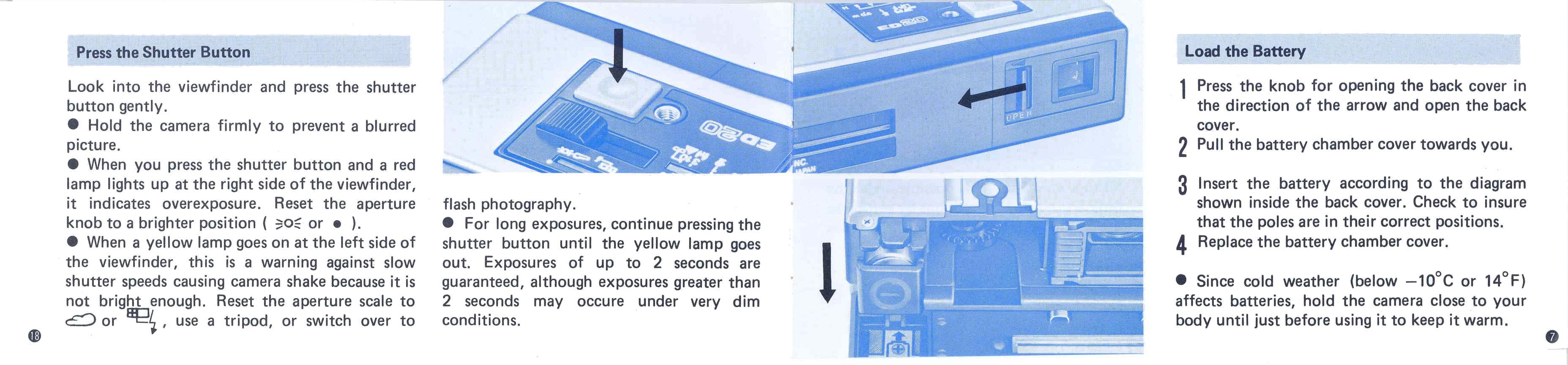 Canon 110 Canolite Ed Manual