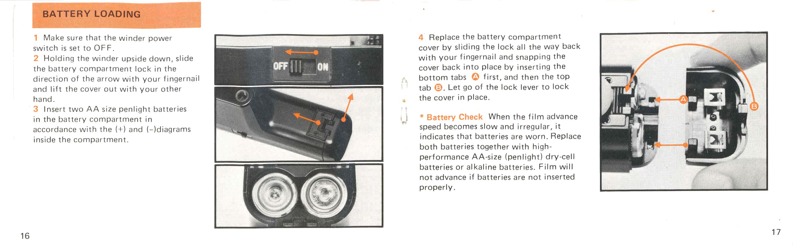 Pentax 110 Manual Dry Cell Battery Diagram On Parts Of A Alkaline Auto