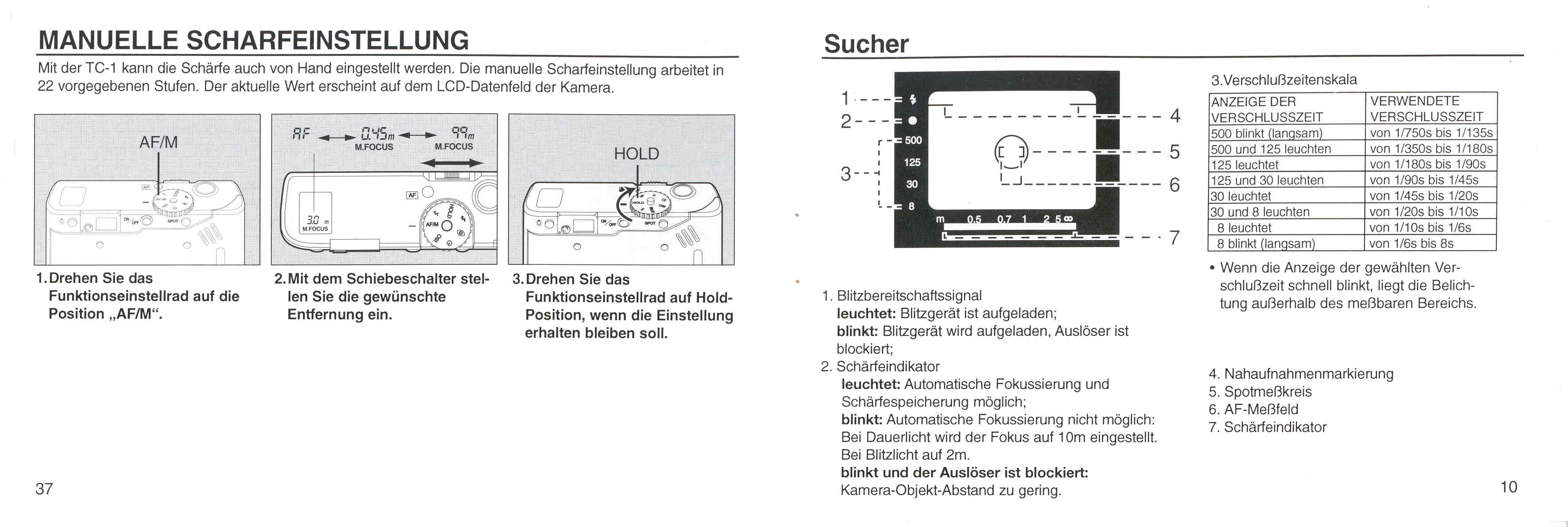 Len Und Leuchten Dortmund minolta tc 1 manual