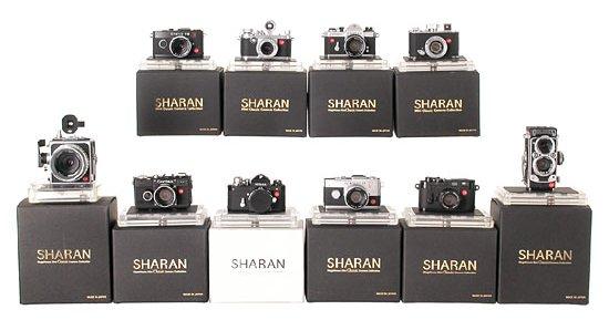 Sharan Classic Miniature Variations
