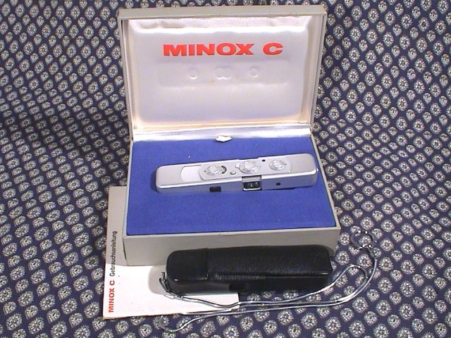 C Minox 8x11 Collection